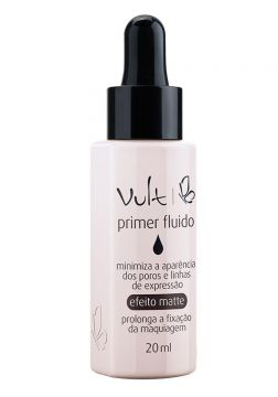 Primer Fluido Facial - Vult 20ml - Incolor