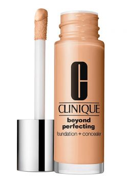 Base Corretiva Beyond Perfecting Clinique Hazelnut - Incolor