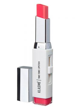 Batom Klasme Two Tone Lipstick Double Bubble - Incolor