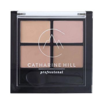 Paleta Catharine Hill Kit Quarteto Pele Clara Corretivo - In