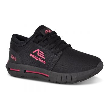 Tênis Adaption AX900 Feminino - Preto e Rosa