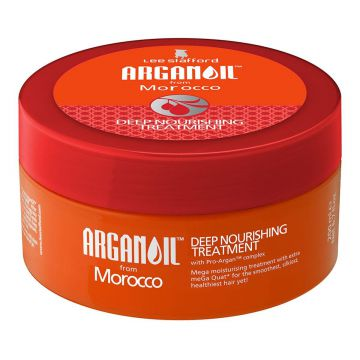 Lee Stafford Argan Oil - Máscara Capilar 200ml - Incolor