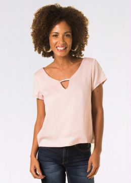 Blusa Rosa Mercatto