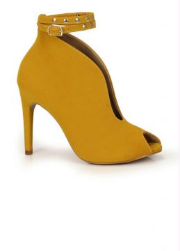 Ankle Boots Lara Amarelo