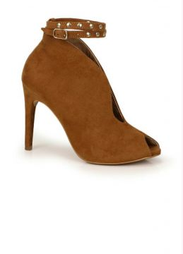 Ankle Boots Lara Caramelo