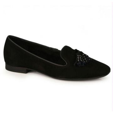 Sapatilha Slipper Bottero Preto