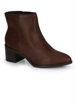 Ankle Boots Beira Rio Cafe