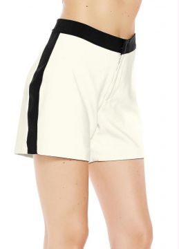Endless - Short Adulto Feminino Branco