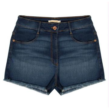 Endless - Short Jeans Feminino Endless Azul
