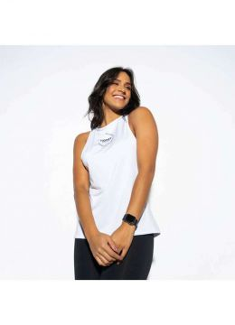 Honeybe - Ct527 Camiseta Branca Honey Performance Branco