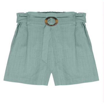 Endless - Short Clochard Feminino Azul