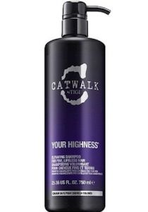 Shampoo Tigi Catwalk Your Highness 750ml