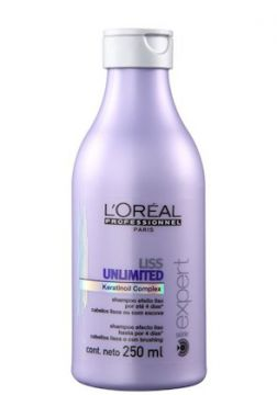 Shampoo Loreal Professionnel Liss Unlimited 250ml