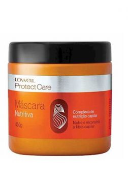 Máscara Nutritiva Lowell Protect Care 450g