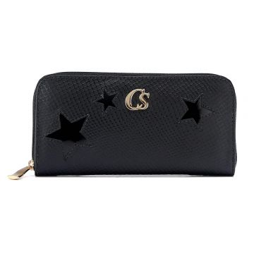 Carteira Star Black