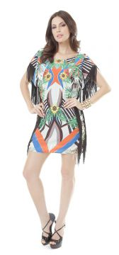 Vestido Tropical Fashion