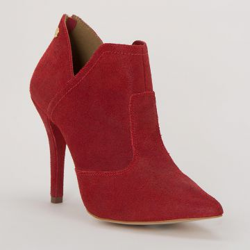 Ankle Boot Red Clássica - Carmen Steffens