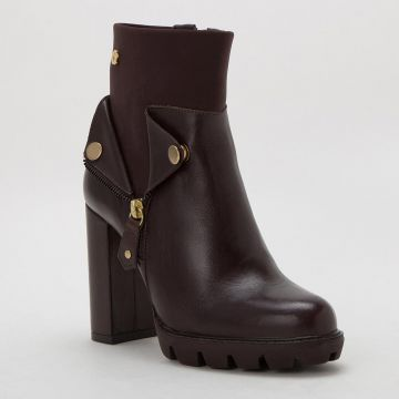 Ankle Boot Café Fashion - Carmen Steffens