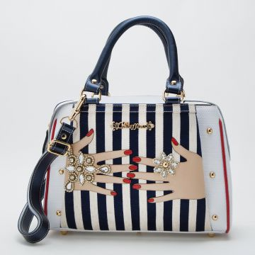 Bolsa Listras Hand - Carmen Steffens