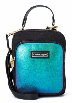 Bag Outer Pocket Holográfica - Carmen Steffens