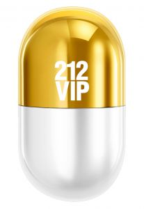Perfume 212 Vip New York Pills Carolina Herrera 20ml Caroli
