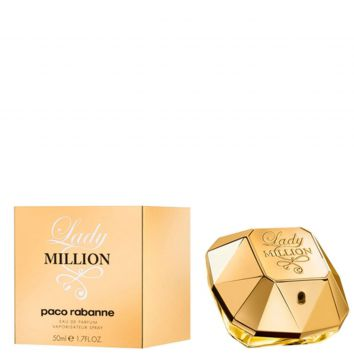 Perfume Lady Million Paco Rabanne 50ml Paco Rabanne