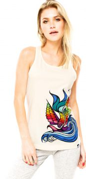 Regata ADIDAS Performance Beauty City Tk Off-White ADIDAS P