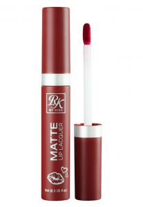 Batom Matte Lip Lacquer Ruby RK by Kiss NY