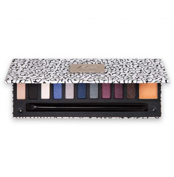 Kiss NY Multi Shadow Palltet - Black Lace Kiss New York