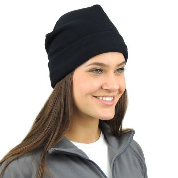 Gorro Térmico Fiero Thermo Fleece Preto Fiero