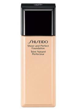 Base Perfeita e Natural I100 Shiseido