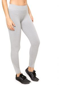 Legging Lupo Sport Total Fit Cinza Lupo Sport