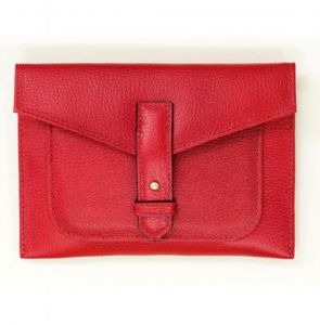 Clutch Monique Bruxel Mendoza Vermelho Monique Bruxel