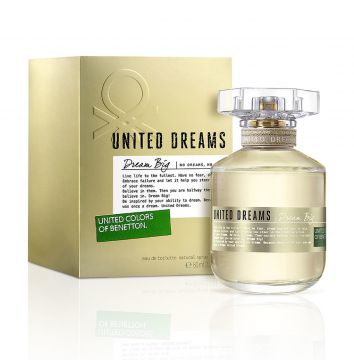 Perfume Dream Big Edition Benetton 80ml Benetton Fragrances