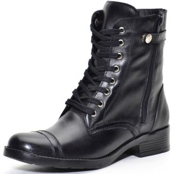 Bota Atron Shoes Preta Atron Shoes