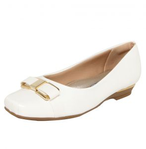 Sapatilha Piccadilly Maxi Therapy Branco Piccadilly