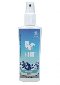 Odorizador Spray Fiero Para Calçados 100ml Fiero
