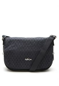 Bolsa Transversal Kipling Basic Plus LM Earthbeat Azul Kipl