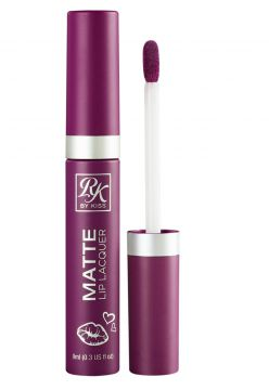 Batom Matte Lip Lacquer Queen RK by Kiss NY