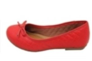 Sapatilha Cristhi Shoes Matelasse Vermelha Cristhi Shoes