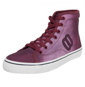 Tênis Whoop Cano Alto Roxo Whoop