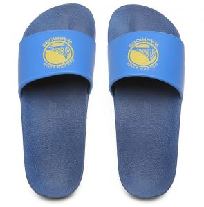 Chinelo Rider NBA Golden State Warriors Azul/Amarelo Rider