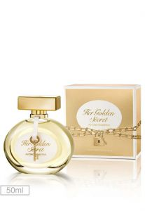 Perfume Her Golden Secret Antonio Banderas 50ml Antonio Ban