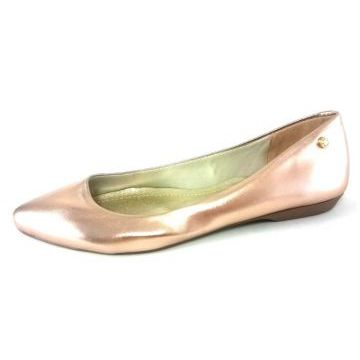 Sapatilha TopGrife Pointed Toe Bronze TopGrife