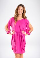 Vestido Mercatto Liso Rosa Mercatto