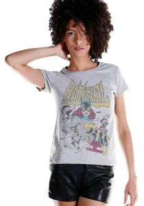 Camiseta Oficial DC Comics Power Girls Batgirl DC Comics