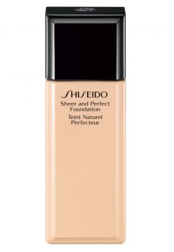 Base Perfeita e Natural WB60 Shiseido