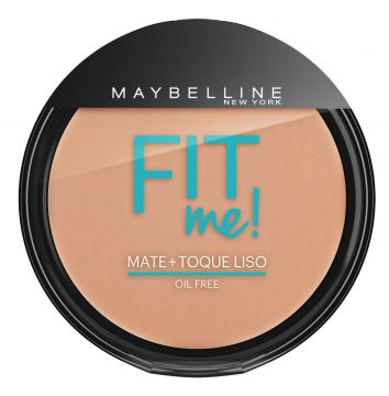 Pó Compacto Fit Me Claro Especial 150 Maybelline 45g Maybel