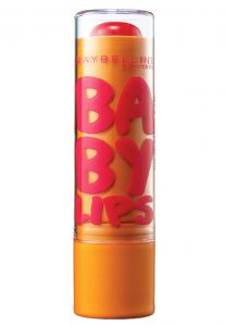 Lip Balm Maybelline Babylips Nu Cherry Me Rosa Maybelline