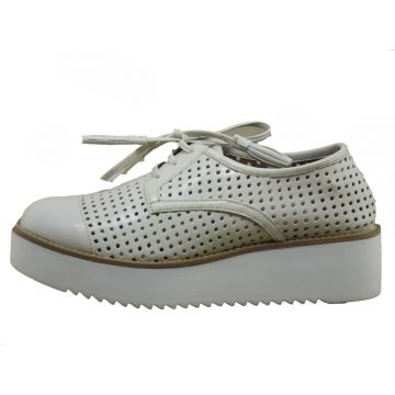 Oxford Feminino 490 Off White Gasparini